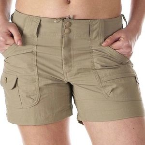 North Face Paramount Moraine Dune Beige Walk Short
